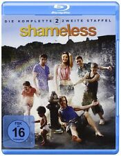 SHAMELESS, Staffel 2 (William H. Macy) 2 Blu-ray Discs NEU+OVP