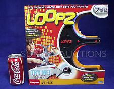 New - LOOPZ - Electronic Memory Game MATTEL - 7 Ways to Play - FAMILY FUN!