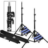PRO HEAVY DUTY 10' LIGHT STANDS SET OF 2 Steve Kaeser Photographic Lighting