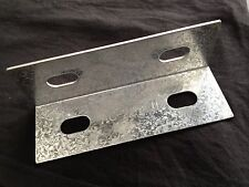 200MM ANGLE CONNECTOR PURLIN BRACKETS GALVANISED AC200