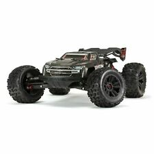 Arrma Kraton 1/8 EXB EXtreme Bash Roller 4WD Monster Truck (Black) ARA106053 NEW