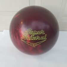 Storm SuperNatural used bowling ball Drilled