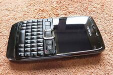 Nokia E71 Smartphone * Silber * KOMPLETT * Symbian * HSDPA WLAN QWERTZ LCD  12