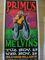 Primus+Melvins-original USA Poster von TAZ