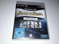 Playstation PS3,  Prince of Persia Triologie,  OVP mit Anleitung
