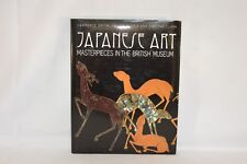 Japanese Art: Masterpieces in the British Museum - Lawrence Smith H/B 1990 (C6)