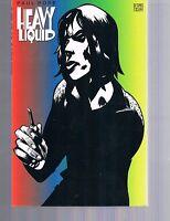Heavy Liquid by Paul Pope TPB DC Vertigo Comics 1st Print 2001 OOP