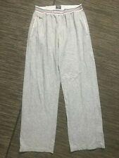 Lacoste Adult Mens Medium Sleepwear Lounge Pajama Pants Gray