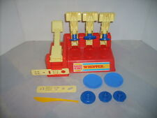VINTAGE 1977 KENNER PARKER TOYS INC FAST FOOD BURGER KING PLAY DOH WOPPER MAKER