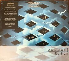 The Who - Tommy Deluxe Edition CD