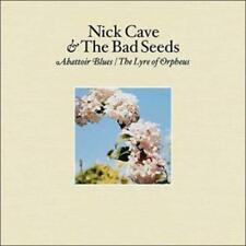 Nick Cave & The Bad Seeds - Abattoir Blues / The Lyre Of Orpheus NEW CD