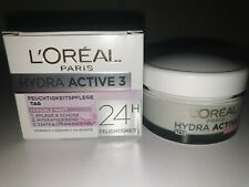 L'Oreal Paris Hydra Active 3 Tagespflege Creme sensible Haut Feuchtigkeit 50 ml