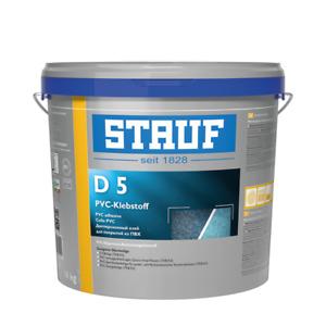 STAUF D 5 PVC Dispersions-Bodenbelagsklebstoff