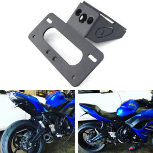Fit For KAWASAKI Z650 Ninja 650 17-20 License Plate Holder Fender Eliminator Kit