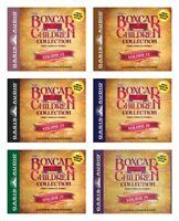NEW The Boxcar Children Set of 6 Audio Book Gertrude Warner 13 14 15 16 17 18 CD
