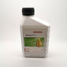 Genuine Honda 10W30 4 Tempi Motore Olio 600ml PART No.HP08221-888-061