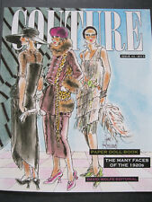 Fabulous COUTURE Volume 3: THE MANY FACES OF THE 1920s Paper Doll Book