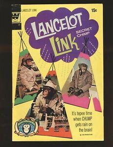 Lancelot Link Secret Chimp # 6 Whitman Variant VG/Fine Cond.