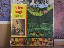 HELEN LANDSVERK, HELEN SINGS RUN SHEEP RUN - PRIVATE LP