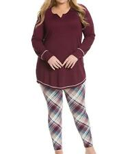 Cacique Women s Pajama Sets  b68ec9cda