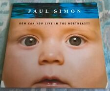 PAUL SIMON  HOW CAN WE LIVE IN THE NORTHEAST ?   C D
