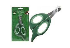 Nail Claw Clippers Crufts Soft Grip| small large cat dog bird pet SS Blade 3389