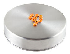 -004 o-ring 10 pack | hardness 70 | orange color coded oring by Flasc Paintball