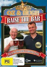 Oz & Hugh Raise the Bar NEW R4 DVD