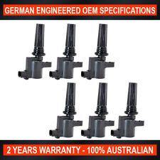 6x Ignition Coils for Jaguar S-Type AJ30 3.0L AJ35 4.0L AJ34 4.2L 99-08 IGC-249