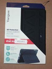 Targus 3D Protection Case for iPad Air 2 - Black