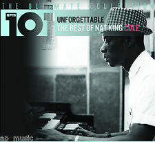 Nat King Cole - 101 - Unforgettable, The Best Of Nat King Cole (4CD Box Set)