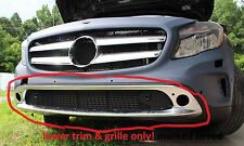 15 - 17 Mercedes Benz GLA 250 front bumper cover lower trim grille skid plate