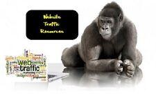 Resell on Fiverr. PLR Pinterest & Email Marketing, Website Traffic Exchange Pkg