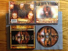 OMINOUS - THE SPECTRAL MANIFEST 2000 1PR MINT! AT THE GATES DARK TRANQUILITY
