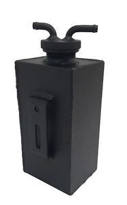 Universal Aluminium High quality Performance Radiator Coolant Overflow Tank BK