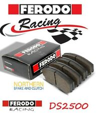 FERODO DS2500 FRONT BRAKE PADS suit NISSAN SKYLINE R35 GT-R