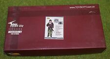 TOYS CITY 1/6 SCALE WW II GERMAN CAMO TCT-6022 UNIFORM & ACCESSORIES ONLY