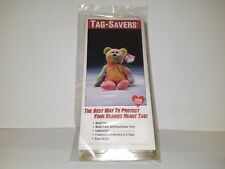 200 Beanie Baby Tag Protectors - Tag Savers - New Old Stock