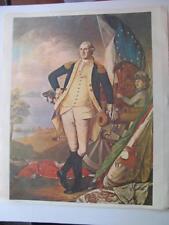 James Peale Art George Washington At Yorktown 15x17.5 American Masterpiece Print