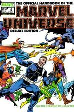 The Official Handbook of the Marvel Universe #4 (Vol 2)