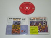 The Dave Brubeck Quartet/Time Out (Columbia / Legacy Ck 65122) CD Album