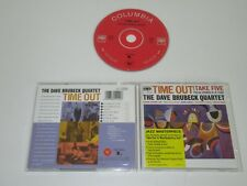 THE DAVE BRUBECK CUARTETO/TIME OUT(COLUMBIA/LEGACY CK 65122) CD ÁLBUM