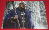 FOREST WHITAKER SIGNED BLACK PANTHER CLASSIC ZURI STILL 8X10 PHOTO AUTOGRAPH COA
