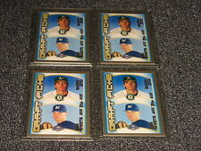 Barry Zito / Ben Sheets 2000 Topps Draft Picks Lot of 4