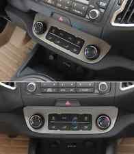 1x NEW Interior Middle Console frame Cover Trim for Kia Sportage R 2011-2015