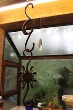 Sun and Moon Hanger Set of 2 Cast Iron