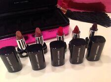 Marc Jacobs Up All Night 5pc Petites Lip Crème Set + Clutch Purse Tassels Ltd Ed