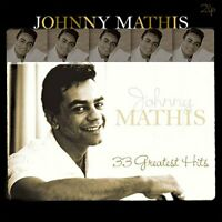 Johnny Mathis - 33 Greatest Hits [VINYL LP]