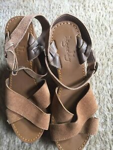 Tigerlily Womens Shoes Size36/Aust 6, Pre-Owned. RRP$199.00