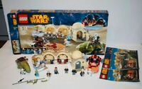 Lego Star Wars 75052 La Cantine De Mos Eisley Complet Avec Notice Et Boite Jouet